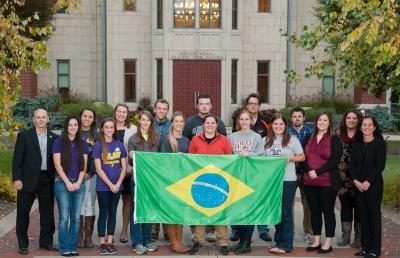 Group Gathers on Ashland University Campus to Discuss Grant and Rio de Janeiro Trip