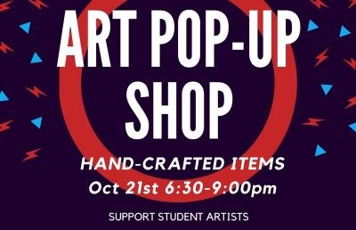 Ashland University Coburn Gallery to Host Art Pop-Up Shop
