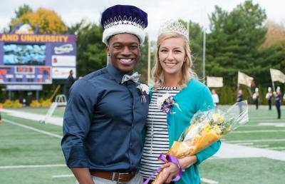 Ashland University Crowns Homecoming King and Queen