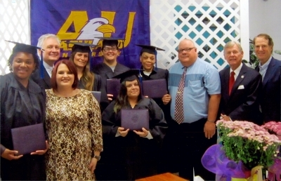 AU Correctional Programs Hold First Ever Graduation in Louisiana