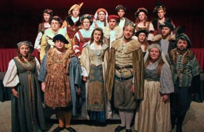 39th Annual Madrigal Feaste Tickets on Sale Sept. 22