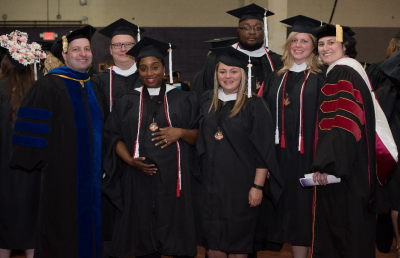 Ashland University MAHRC Program Graduates First Class