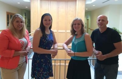 Ashland University Chapter of the Collegiate Middle Level Association Awarded Chapter Grant
