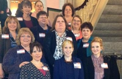 Ashland University Nursing Faculty and Students Attend 'Nurses Day at the Statehouse'