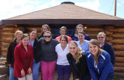 Ashland University Nursing Students and Faculty Travel to Navajo Reservation