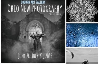 Ashland University Coburn Gallery to Host 'Ohio New Photography' Exhibition