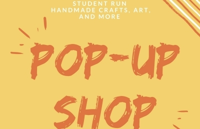 Ashland University Art Club to Host Pop-Up Shop
