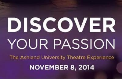 Ashland University Theatre Experience Invites High School Students to Discover Their Passion