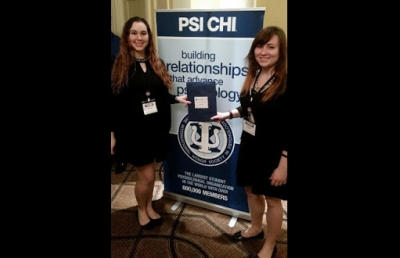 Ashland University Students Receive Award at Conference