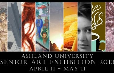 Ashland University to Host Senior Art Exhibition