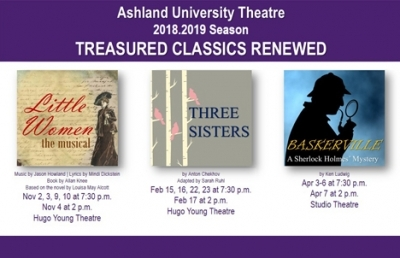 2018-2019 AU Theatre Season Brings the Classics to Life