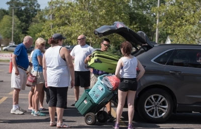 Increased Traffic Expected as Ashland University Students Move In Aug. 25