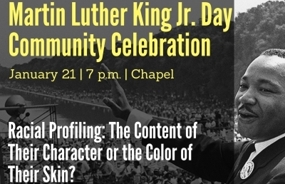 AU to Hold Events for Martin Luther King Jr. Day