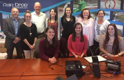 Ashland University Education Students Collaborate with Local Company