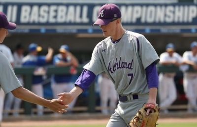Hitchcock, Eagles Down NYIT, Earn World Series Win