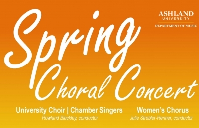 Final AU Choral Concert This Sunday