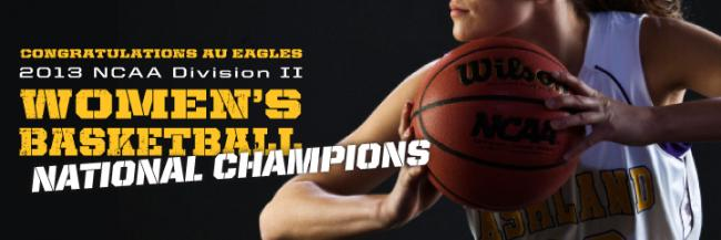 Lady Eagles Win National Championship