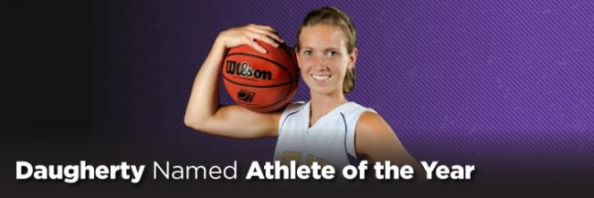 Ashland University's Daugherty to Receive Division II Athlete of the Year Award
