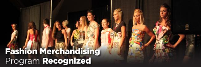 Ashland University's Fashion Merchandising Program Recognized as a Top Program