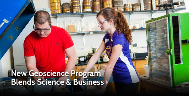 Ashland University Develops New Geoscience Program
