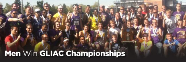 Ashland University Men Win GLIAC Track and Field Title