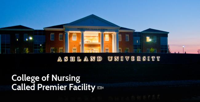 College of Nursing Called Premier Facility