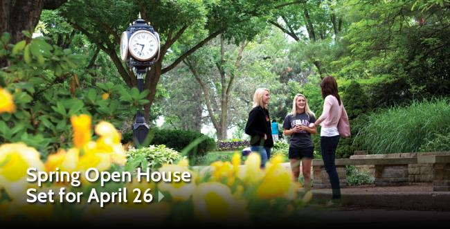 Ashland University to Hold Spring Open House