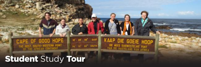 AU Students Participate in Study Tour to South Africa