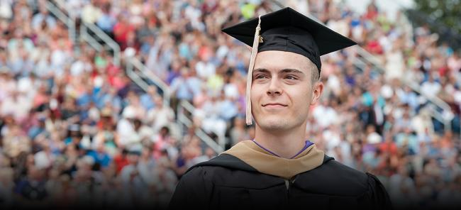 93 Percent of AU Graduates Are Employed or in Graduate School Within 6 Months of Graduation