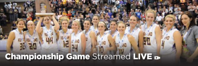 Championship Game Streamed Live